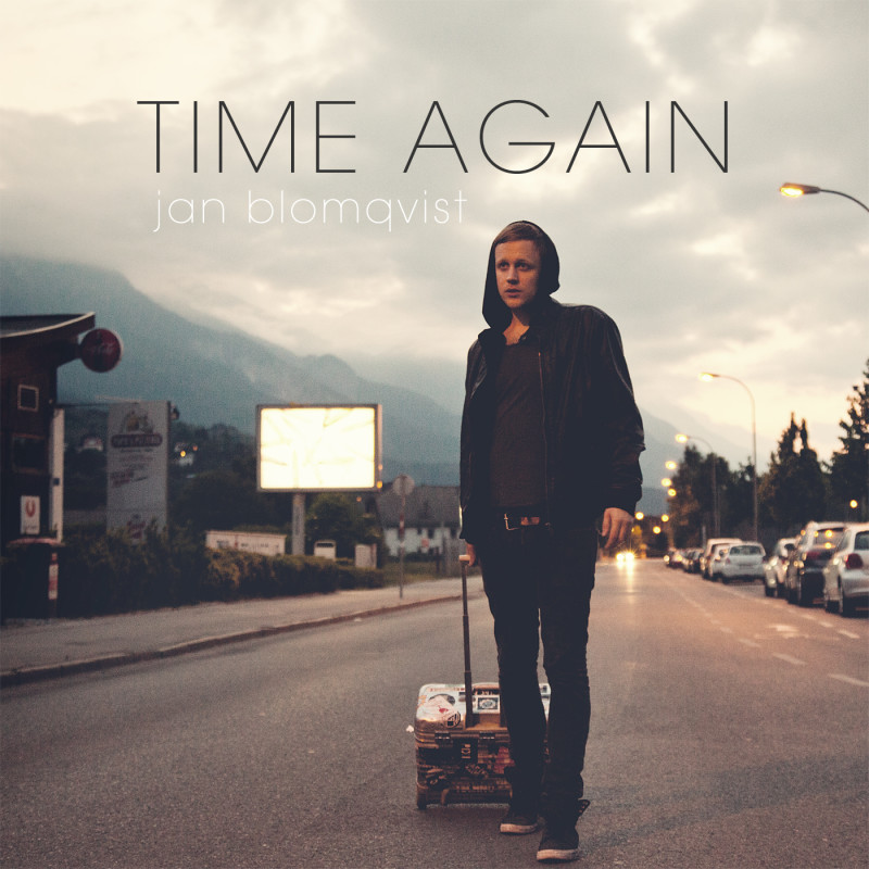 Jan Blomqvist - TIME AGAIN Cover web 72dpi